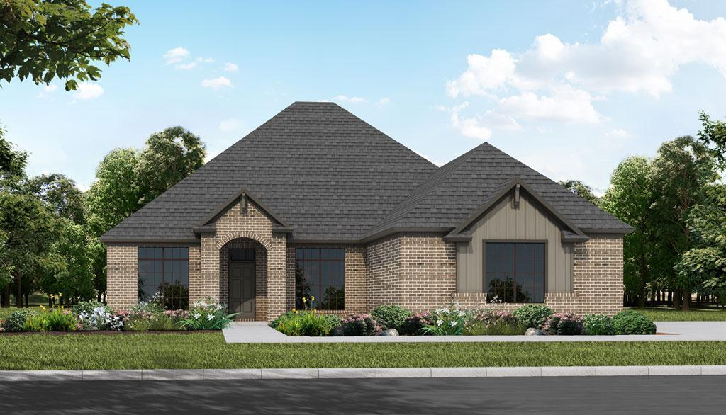 Exterior featured in the Rushmore By Lowder New Homes in Montgomery, AL