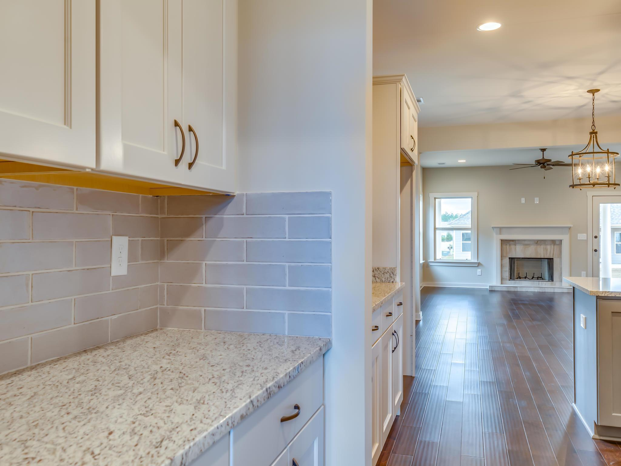 Living Area featured in the Trenton New Park By Lowder New Homes in Montgomery, AL