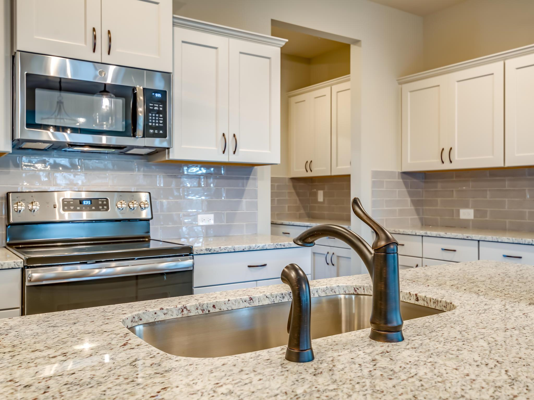 Kitchen featured in the Trenton New Park By Lowder New Homes in Montgomery, AL
