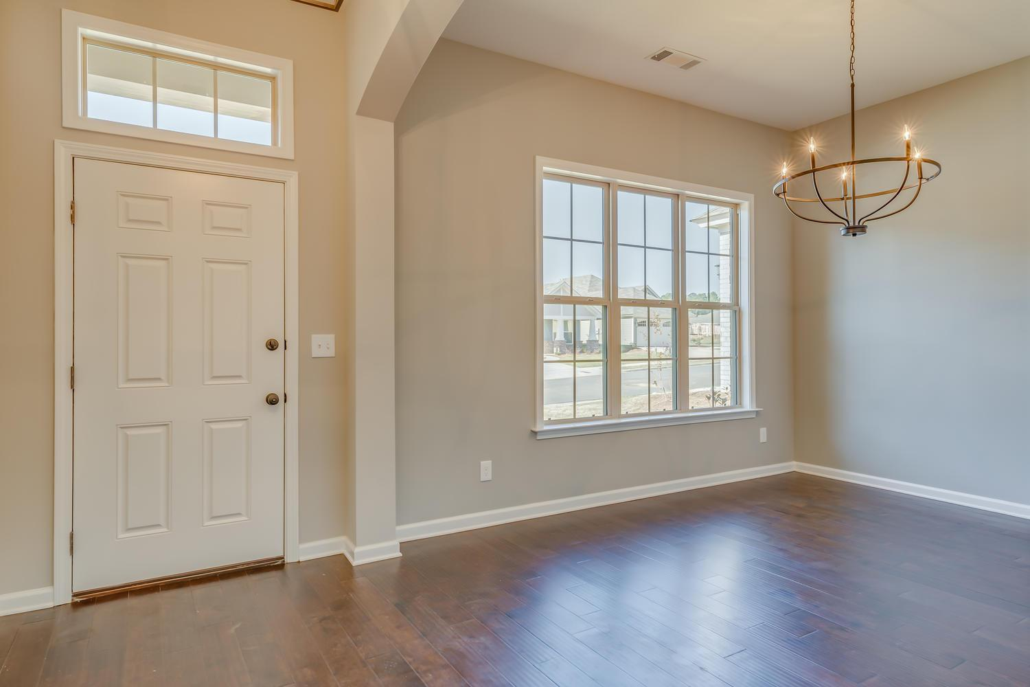 Living Area featured in the Cottonwood  By Lowder New Homes in Montgomery, AL