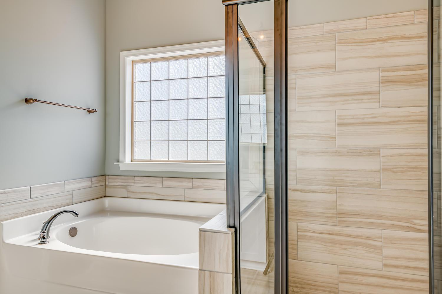 Bathroom featured in the Cottonwood  By Lowder New Homes in Montgomery, AL