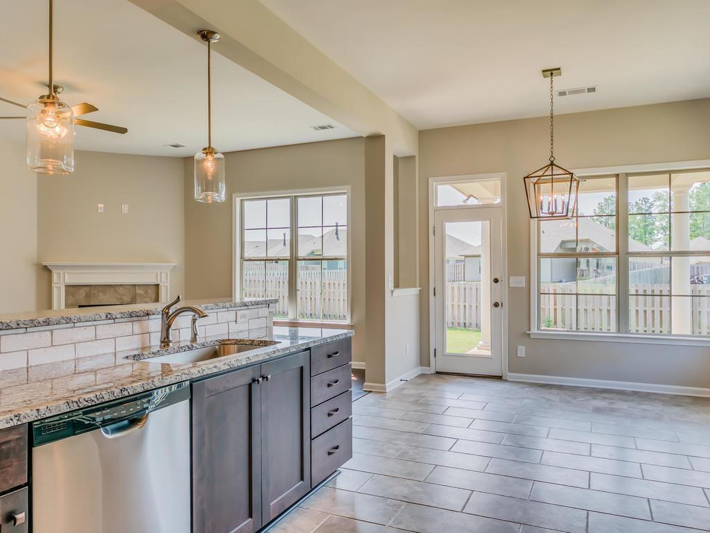 Kitchen featured in the Coronado - Woodland Creek By Lowder New Homes in Montgomery, AL