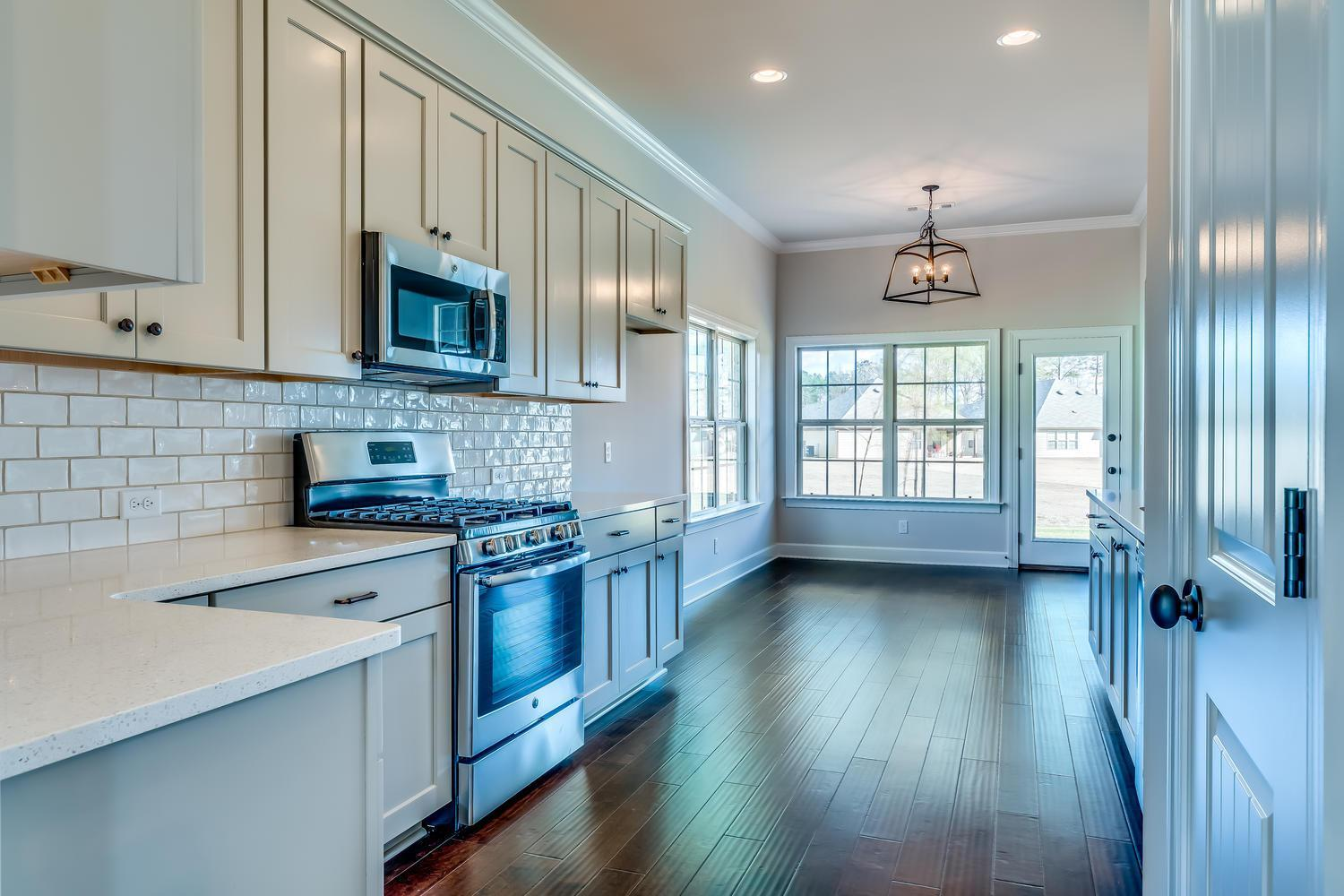Kitchen featured in the Clear Water  w/bonus Woodland Creek By Lowder New Homes in Montgomery, AL