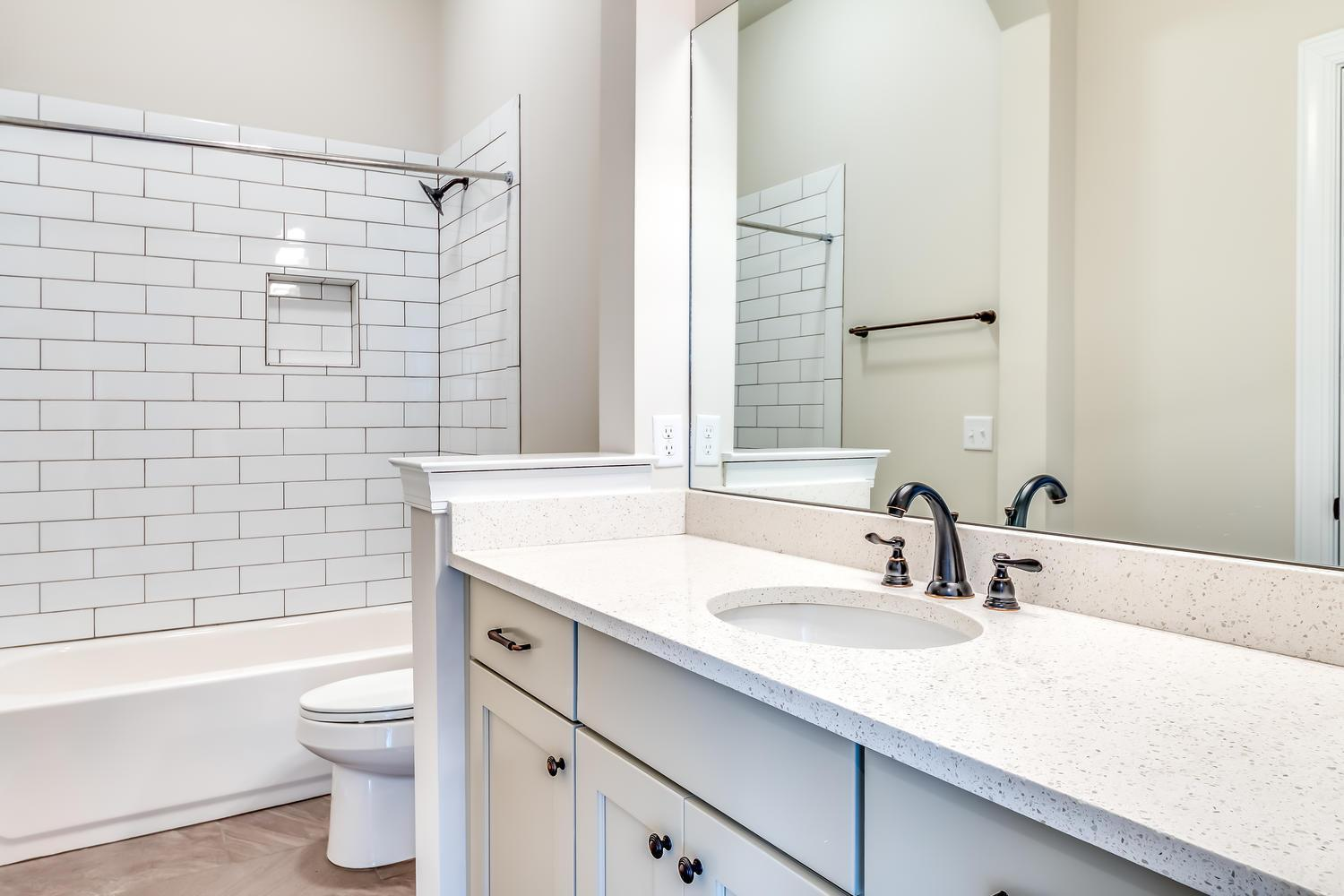 Bathroom featured in the Clear Water  w/bonus Woodland Creek By Lowder New Homes in Montgomery, AL