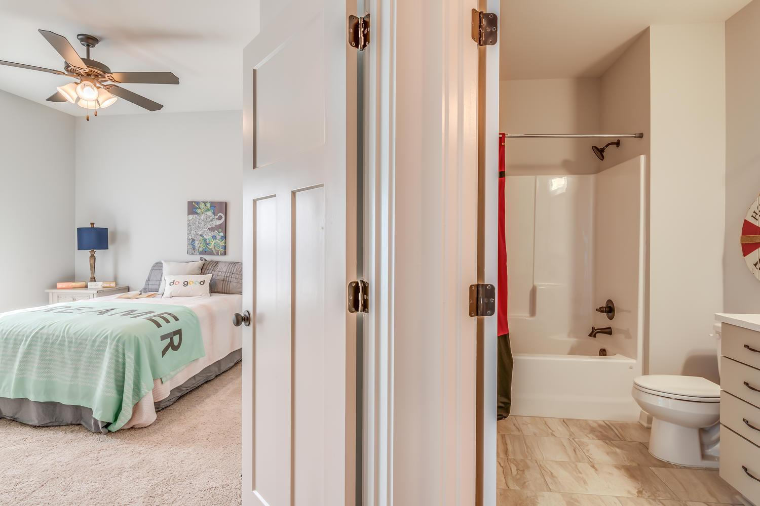 Bedroom featured in the Trenton New Park By Lowder New Homes in Montgomery, AL