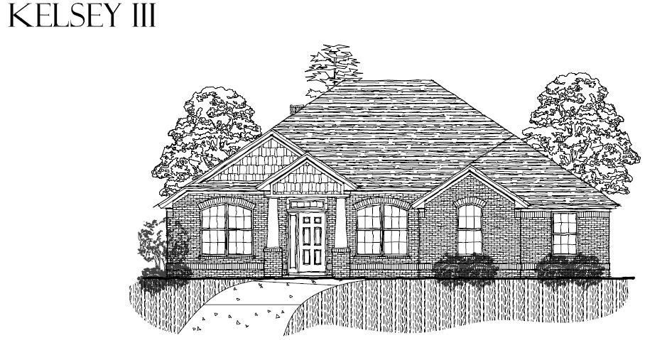 Exterior featured in the Kelsey - StoneyBrooke Plantation By Lowder New Homes in Montgomery, AL