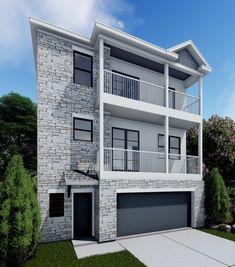 Claire - Parkview at Oak Forest: Houston, Texas - Luminous Homes
