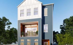 Uptown Village by Luminous Homes in Houston Texas