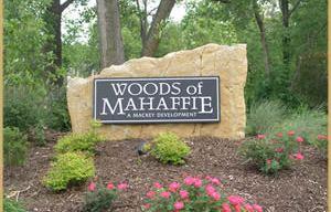 Woods of Mahaffie by MACKEY CUSTOM HOMES in Kansas City Kansas