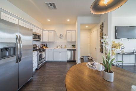 Kitchen-in-The Encanto-at-Village at North Glen-in-Phoenix