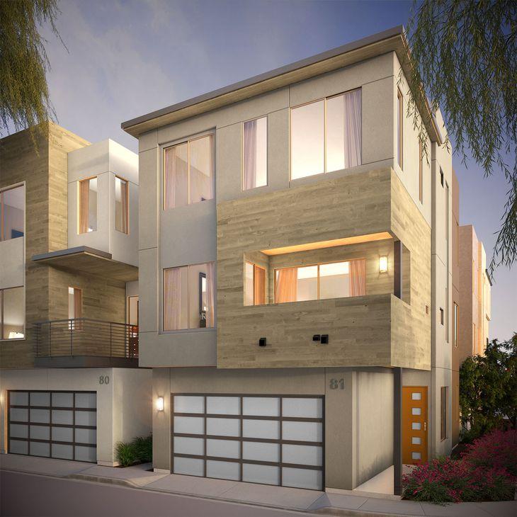 Ebb Tide Residence 3 Balboa:Exterior Rendering