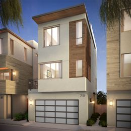 Residence 1 Harbor Ebb Tide By Mbk Homes Newport Beach California