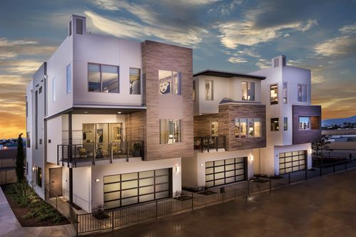 Ebb Tide By Mbk Homes In Orange County California