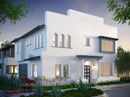 Irving House By Mbk Homes In Orange County California