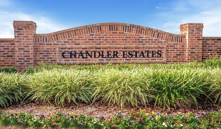 ChandlerEstates-Monument:Chandler Estates - Entrance