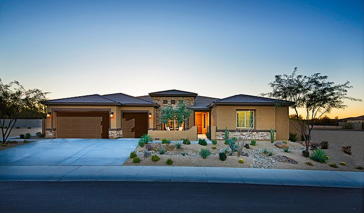 Robert-PHX-Exterior Sunrise (Sunrise Vista):The Robert