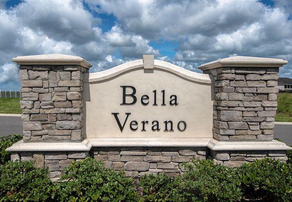 Bella Verano- ORL-Monument Sign:Bella Verano Monument