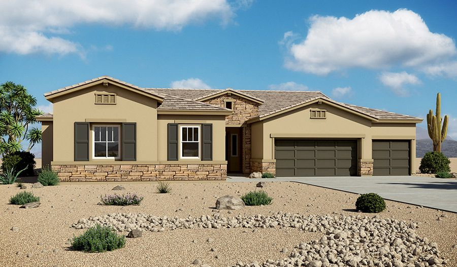 New Construction Homes And Floor Plans In Fountain Hills