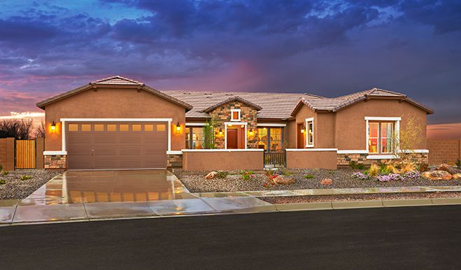 Reece Plan Queen Creek Arizona 85142 Reece Plan At La