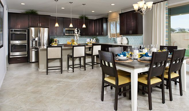 Kitchen featured in the Thomas By Richmond American Homes in Denver, CO