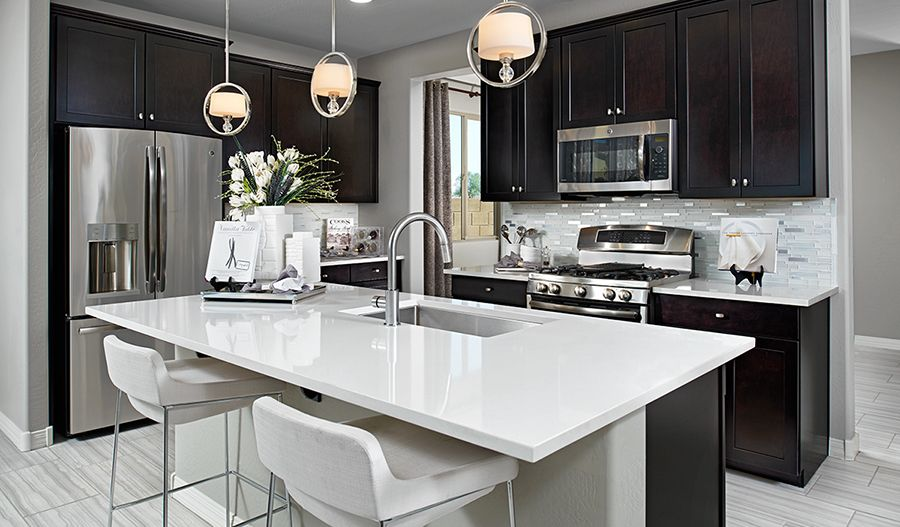 Kitchen featured in the Amethyst By Richmond American Homes in Lakeland-Winter Haven, FL
