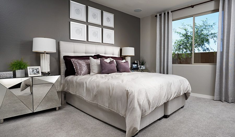 Bedroom featured in the Amethyst By Richmond American Homes in Lakeland-Winter Haven, FL
