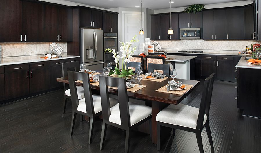 Kitchen featured in the Alexa By Richmond American Homes in Sacramento, CA
