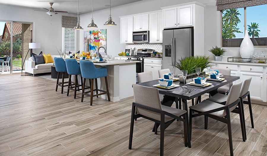Kitchen featured in the Onyx By Richmond American Homes in Denver, CO