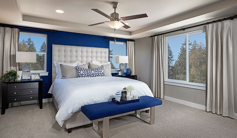 Bedroom featured in the Alexa By Richmond American Homes in Sacramento, CA