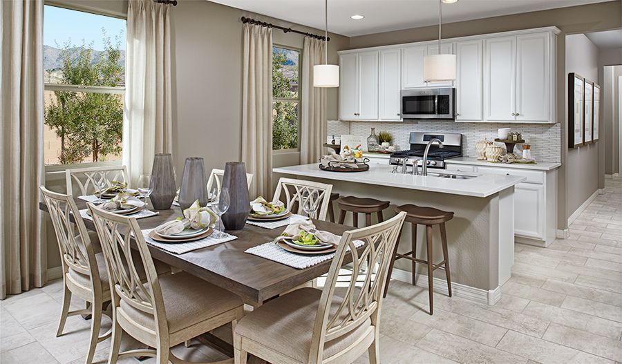 Kitchen featured in the Peridot By Richmond American Homes in Phoenix-Mesa, AZ