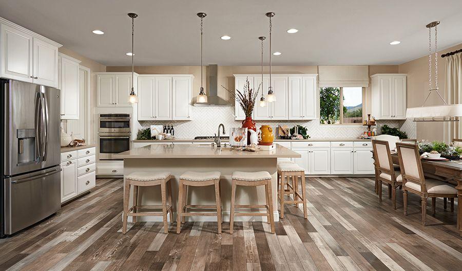 Kitchen featured in the Sage By Richmond American Homes in Riverside-San Bernardino, CA