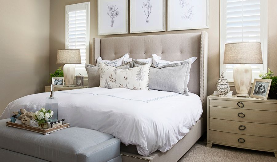 Bedroom featured in the Arlington By Richmond American Homes in Phoenix-Mesa, AZ