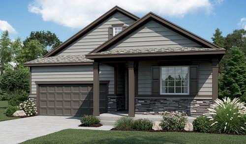 New Homes In Colorado Springs 188 Communities Newhomesource