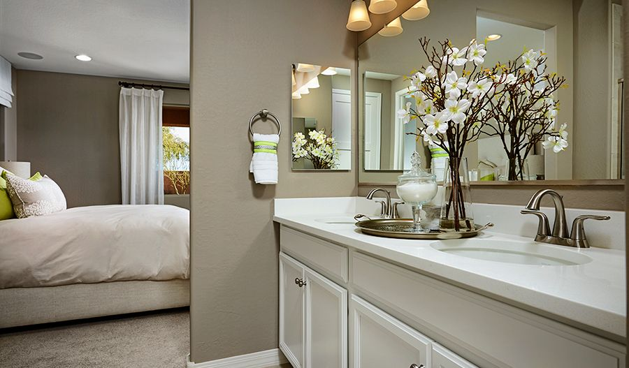 Bathroom featured in the Peridot By Richmond American Homes in Sacramento, CA