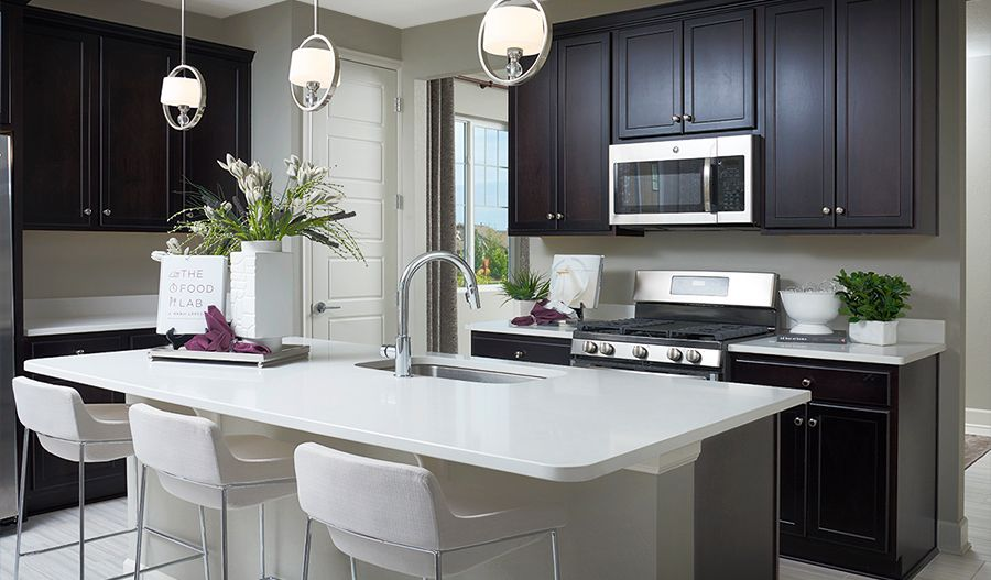 Kitchen featured in the Amethyst By Richmond American Homes in Denver, CO