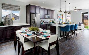 Seasons at Eastpoint by Richmond American Homes in Denver Colorado