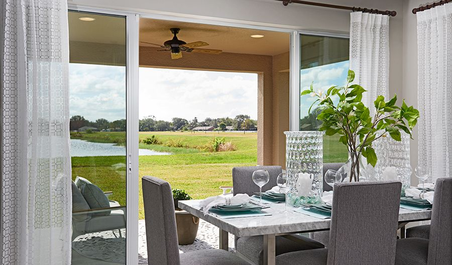 Living Area featured in the Moonstone By Richmond American Homes in Lakeland-Winter Haven, FL