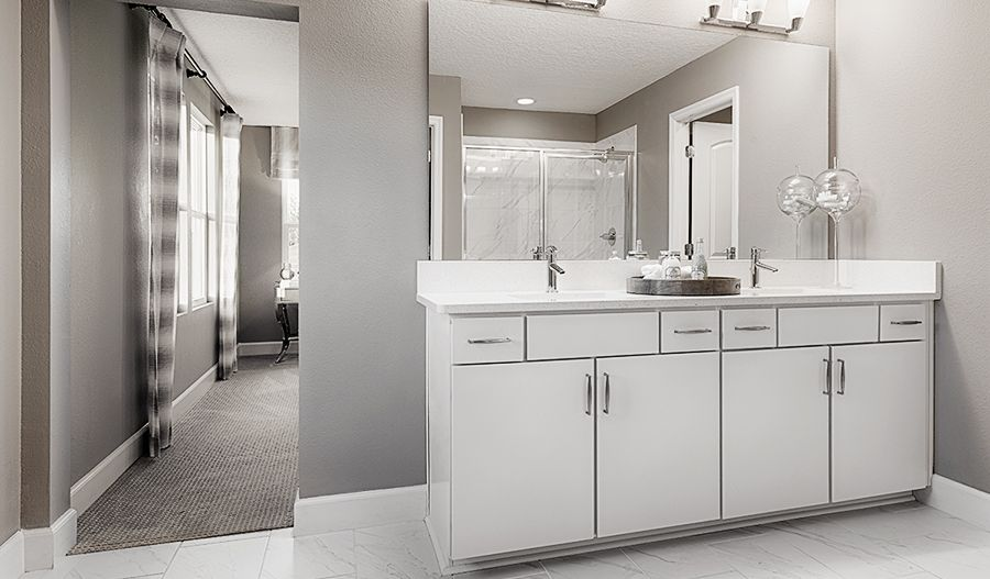 Bathroom featured in the Moonstone By Richmond American Homes in Daytona Beach, FL