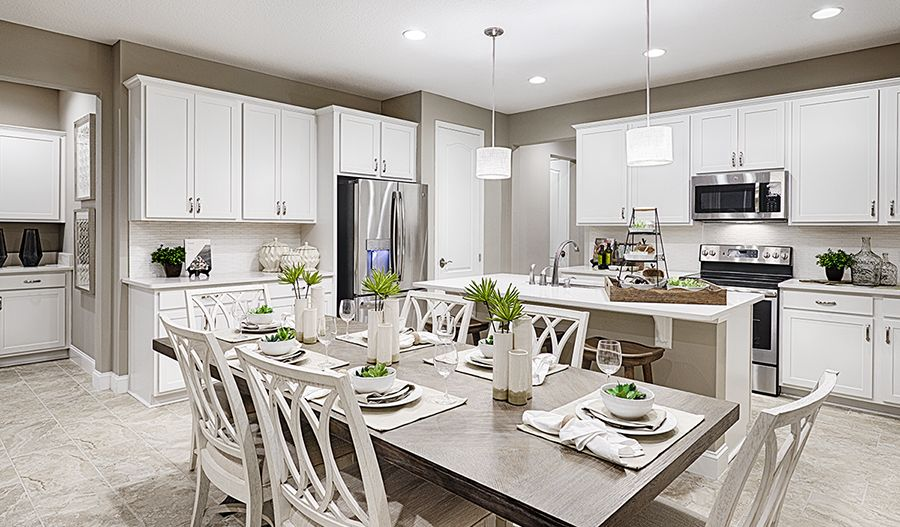 Kitchen featured in the Peridot By Richmond American Homes in Sacramento, CA