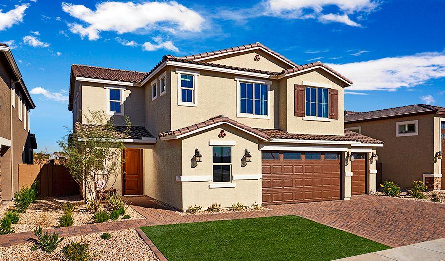 'The Preserve at Tuscano' by Richmond American Homes - Phoenix in Phoenix-Mesa