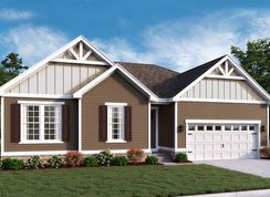Decker - Mayberry at Stewartstown: Stewartstown, Pennsylvania - Richmond American Homes