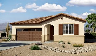Arlington - Crestfield Manor II: Florence, Arizona - Richmond American Homes