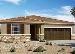 Raleigh - Crestfield Manor II: Florence, Arizona - Richmond American Homes