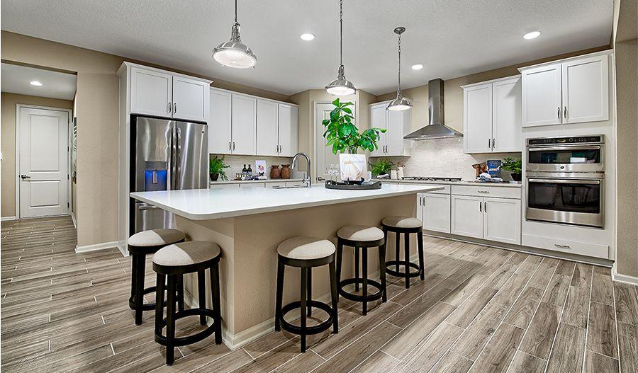 Kitchen featured in the Yorktown By Richmond American Homes in Phoenix-Mesa, AZ