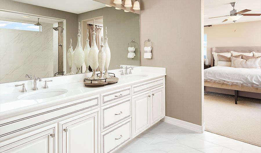 Bathroom featured in the Yorktown By Richmond American Homes in Denver, CO