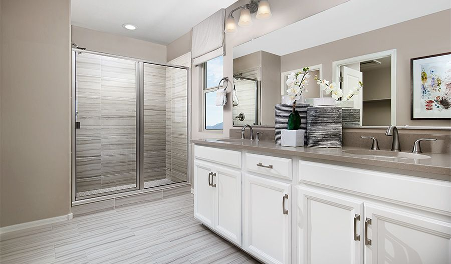 Bathroom featured in the Pearl By Richmond American Homes in Lakeland-Winter Haven, FL