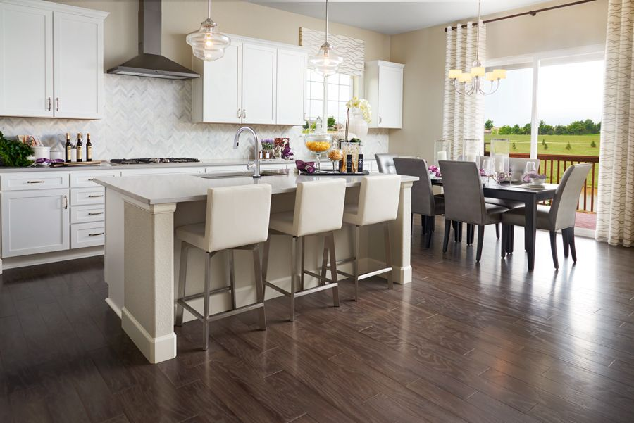 Kitchen featured in the Daniel By Richmond American Homes in Denver, CO