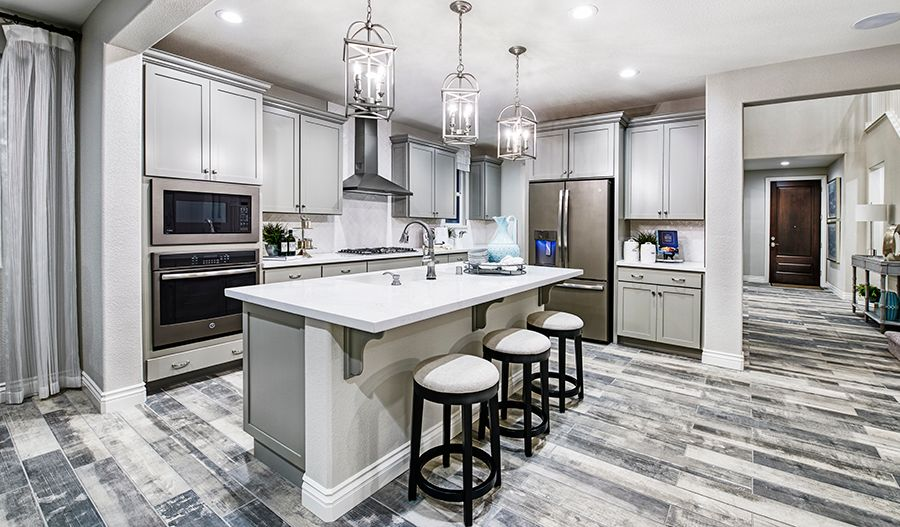 Kitchen featured in the Caroline By Richmond American Homes in Sacramento, CA