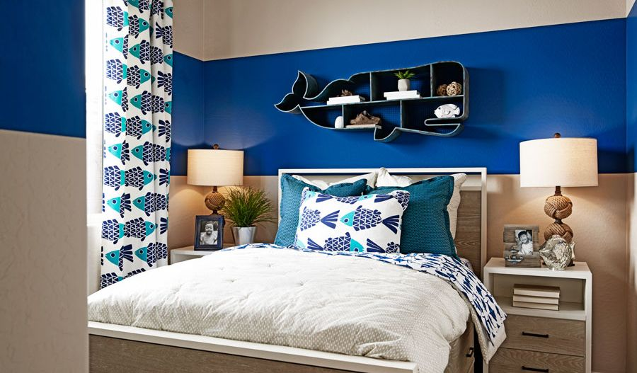 Bedroom featured in the Azure By Richmond American Homes in Orlando, FL