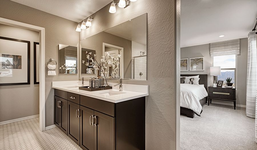 Bathroom featured in the Moonstone By Richmond American Homes in Phoenix-Mesa, AZ